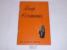 Troop Ceremonies, 4-59 Printing