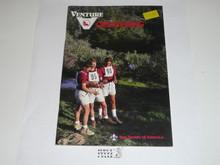 Venture Program Skill Book, Orienteering, 1989 Printing