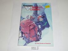 Venture Program Skill Book, Snow Camping, 1989 Printing