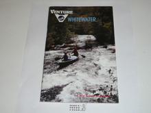 Venture Program Skill Book, Whitewater, 1990 Printing