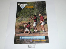 Venture Program Skill Book, Fishing, 1989 Printing