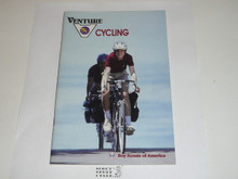 Venture Program Skill Book, Cycling, 1989 Printing