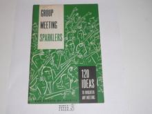 Group Meeting Sparklers, 6-62 Printing