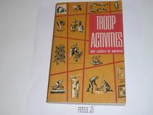 Troop Activities Book, 8-70 printing