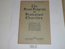 Protestant, The Scouting Program in Protestant Churches, mid-1930's printing