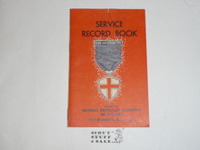 Protestant, Service Record Book for the God and Country Award, 10-55 printing