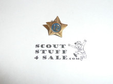 Boy Scout 12 Year Pin, Spin Back