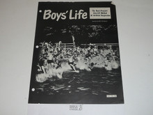 Topic Reprint, Water Rescures Boys' Life Single Topic Reprint #88