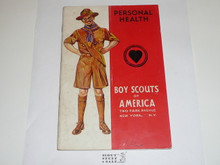Personal Health Merit Badge Pamphlet, 8-41 Printing