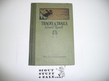 Tracks and Trails, 1928, Boy Scout Service Library