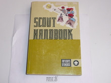 1972 Boy Scout Handbook, Eighth Edition, First Printing, Lightly used condition