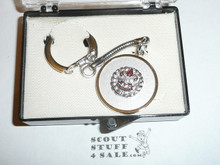 Scout Executive Key Chain, New in Box