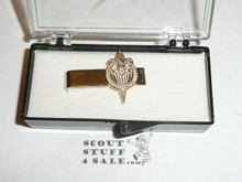 Breakthrough for Youth National Boy Scout Theme Tie Bar, New in Box