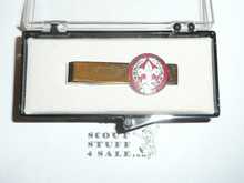 Local Council Staff Tie Bar, New in Box