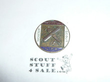 "Very Old Boy Scout Token, Says ""Scout Loyal American Life"""
