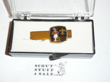 Scout Showman Tie Bar, New in Box #2