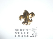 Scout Rank Pin, spin lock pin, 22 mm Tall