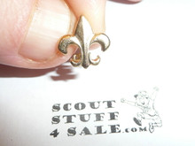 Scout Rank Mother's or Lapel Pin, spin lock pin, 12mm Tall