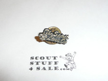 Boy Scout The Spirit Lives on Plastic Pin