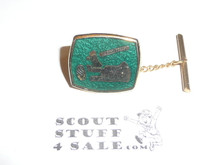 Wood Badge Axe and Log Tie Tack