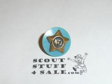 Boy Scout 40 Year Pin, Post Back