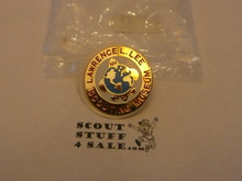 Lawrence E. Lee Scouting Museum Pin