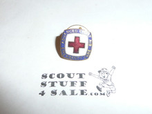 Red Cross Advanced First Aid Emergency Care Pin