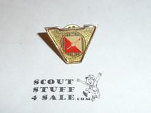 Varsity Scouting Orienteering Pin