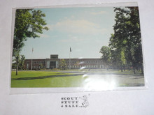 Boy Scouts of America National office in New Jersey Post Card