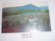 1969 National Jamboree Post Card, Friendship Arena
