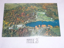 Schiff Scout Reservation Post card, ariel view