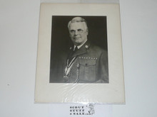 1930's Photograph of James E. West Mounted to Posterboard