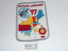 1997 National Jamboree Northeast Region Patch