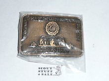 National Order of the Arrow Conference (NOAC), 1992 Belt Buckle