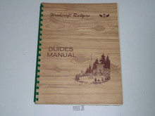 Wood Craft Rangers Guides Manual, Early