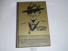 1981 Baden-Powell The Two Lives of a Hero, By William Hillcourt, 80th Birthday Edition