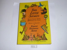 1960's Two Little Savages, By Ernest Thompson Seton