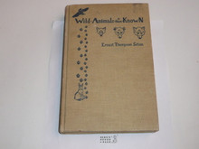 1942 Wild Animals I Have Known, By Ernest Thompson Seton