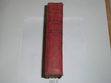1913 Boy Scouts Beyond the Seas, By Sir Robert Baden-Powell, First printing, spine repaired and shows wear