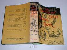 1972 The American Boy's Handy Book, By Dan Beard, with Dust Jacket