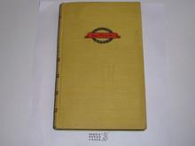 1958 The Story of Dan Beard, By Robert Webb, First printing, water damage