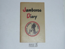 1950 National Jamboree Diary