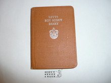Foreign Scout Diary, 1958, Great Britain