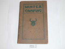 1927 Winter Camping Handbook, Limited Edition