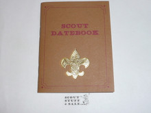 Scout Datebook, 1980's
