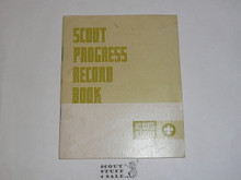 Scout Progress Record Book, 9-73 Printing