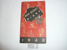 1948 Boy Scout Diary