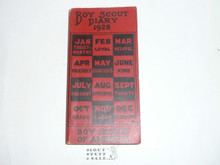 1928 Boy Scout Diary, MINT condition