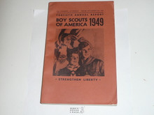 1949 Boy Scouts of America Annual Report to Congress