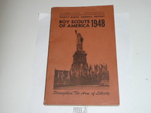 1948 Boy Scouts of America Annual Report to Congress